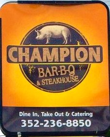 ChampionBBQSign
