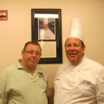 WITH CHEF ALAN LAZAR - JOHNSON & WALES CULINARY COLLEGE