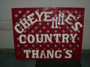 Cheyenne's Country Thangs